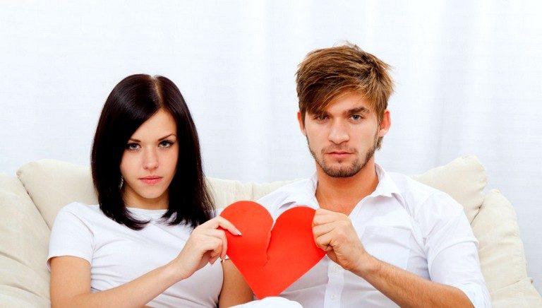 4 предвестника скорого развода