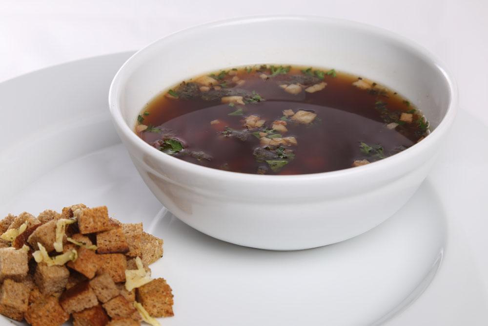 Пивной суп по рецепту Ивана Грозного