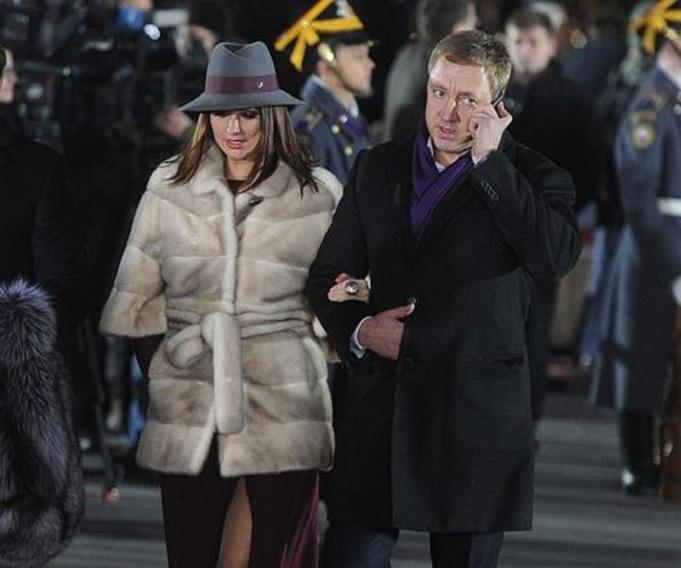 Муж мисс мира Оксаны Фёдоровой